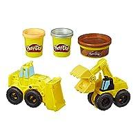 Play-Doh E4294EU5 PD Excavator N Loader, 多种颜色