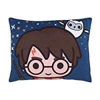 Harry Potter Wizards in Training *蓝装饰幼儿枕头 Harry Potter Wizards In Training - Navy