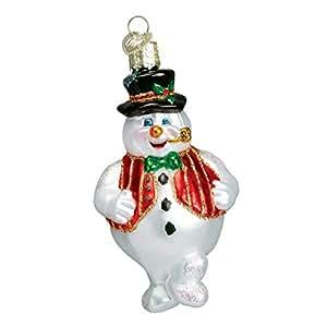 Scots 王子雪人装饰品 Frosty MRFrosty