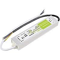 iCreatin 24V 36W 优质防水 LED 电源驱动变压器 120 至 24 伏 DC 适用于 LED 灯条等。 24V60W