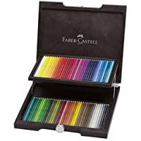 辉柏嘉 阿尔布雷希特 杜勒水彩铅笔 72色套装 木盒 117572 [日本正品]