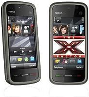 Nokia 5228 GSM 无锁手机(黑色) - 国际版无保修