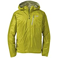 Outdoor Research 男式 OR M'S Helium Ii Jacket - Lemongrass 氦气防水夹克二代 55230