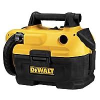 Dewalt 2 加仑 Max 无绳湿/干真空吸尘器,不带电池和充电器 17.10 英寸 x 12.80 英寸 x 12.30 英寸 黑色 DCV580H