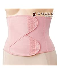 dacco三洋产后专用加强型收腹带(粉红色)M (新老包装更替随机发货)