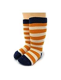 Warrior 羊驼短袜–婴儿羊驼幼儿防滑儿童条纹 socksnew