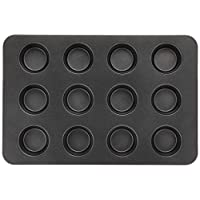 cotta 原创玛芬蛋糕模具 可做 12 个 灰色 30×20×2.5 厘米 85666