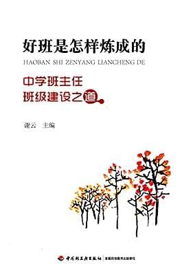 好班是怎样炼成的——中学班主任班级建设之道.pdf