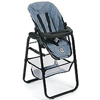 Bayer Chic 2000 655 50 娃娃高脚椅,牛仔裤蓝色