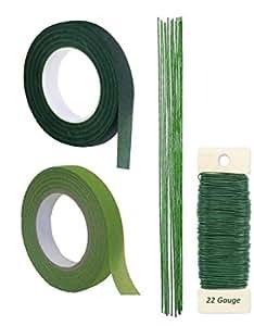 花卉胶带和电线套件 Floral Tape and Wire KE-FT023