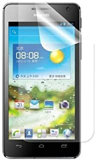 So'axess SCRHWASCENDG600 屏幕保护膜适用于华为 Ascend G600 透明