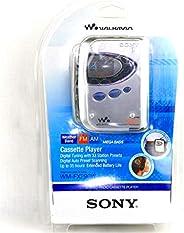 Sony 索尼 WM-FX290W Walkman AM/FM/天氣收音機和磁帶播放器