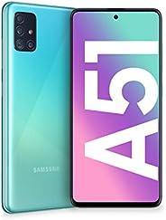 Samsung 三星 A515 Galaxy A51 4G 128GB 4GB RAM 双 SIM 棱镜碎蓝色欧盟