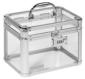 Sax Dakota SDA 1000 GO Performance Alto 萨克斯管 - 灰色玛瑙漆带硬木旅行箱 透明