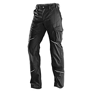 Kubler 25505365-99-44 Activiq 女士长裤,黑色,尺码 44