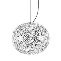 Kartell 9390B4 吊灯,塑料,灰色 / 白色,33 x 33 x 27 厘米