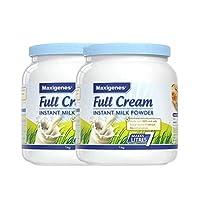 Maxigenes 美可卓 高钙全脂奶粉 1kg*2(澳大利亚进口) (跨境自营,包邮包税)