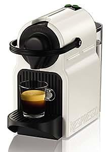Krups Nespresso XN1001 Inissia 胶囊咖啡机(19bar) 白色(德国品牌 海外购自营)(包邮包税)