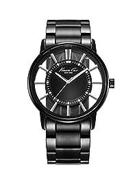 KENNETH COLE 凯尼斯柯尔 美国品牌  石英男士手表 KC3994(亚马逊自营商品, 由供应商配送)
