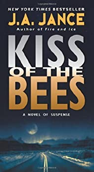 """""""Kiss of the Bees (Walker Family Mysteries Book 2) (English Edition)"""",作者:[Jance, J. A.]"""