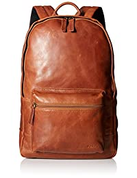 Fossil Men's Estate Leather Backpack
