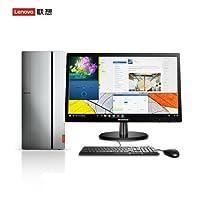 联想(Lenovo)天逸510 Pro 商用台式电脑整机(i7-7700 8G 1T GT730 2G独显 三年上门 Win10)23英寸