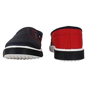Earton Footwear Blue-133 Loafer Shoes