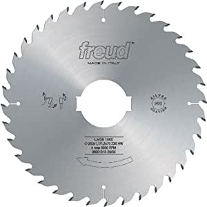 Freud LM0814 250mm 24 Atb Tooth Design Carbide Tipped Ultra-Thin Kerf Blade for Ripping