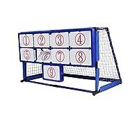 SAKURA 贸易 足球门 猎人系列 魔术九个 钥匙目标(板9个) *球3球、1个泵 EFS-182N21 蓝色