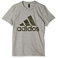 Adidas 阿迪达斯 训练服 M BOS CAMO T恤 (JDT91) 男士