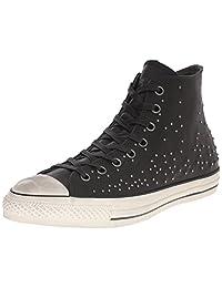 Converse JOHN varvatos 男式 ct HI 铆钉皮革运动鞋