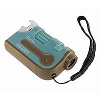Vixen 顕微鏡 ポケットマイクロスコープ120ズーム(チョコミント) 21264-4