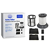 Fette Filter - Vaccum 过滤器套装兼容 Bissell Zing - 与零件编号 203-1772、203-1771、203-1534、203-1786 - 组合包