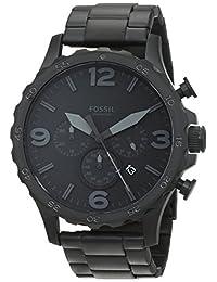 FOSSIL 美国品牌 【Fossil集团全球授权】 NATE系列 石英手表 男士腕表 JR1401