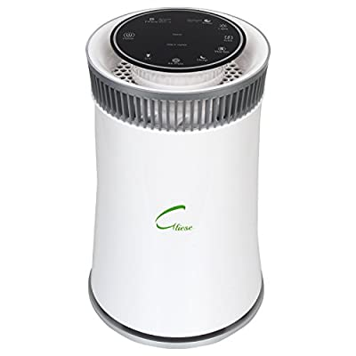 Gliese Magic 24-Watt HEPA Room Air Purifier (White)