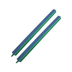 CNZ 鱼缸气泡两件套空气石条*/蓝色 12英寸