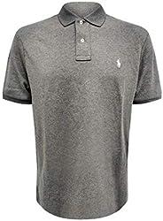 Polo Ralph Lauren 保罗拉尔夫劳伦 男式经典修身网眼马球衫