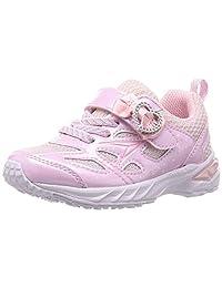 Syunsoku 瞬足 运动鞋 宽版 轻便 15~23厘米 2.5E 儿童 女童 LEC 6440