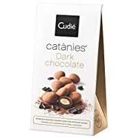 catànies Dark chocolate, 1er Pack (1 x 80 g)