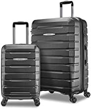 Samsonite 新秀麗 Tech 2.0 硬殼可擴展行李箱 帶萬向輪 深灰色 2-Piece Set (21/27)
