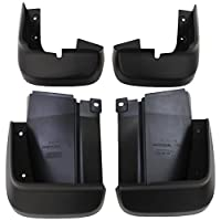Genuine Honda Accessories 08P00-SNA-100 Splash Guard for Select Civic Models