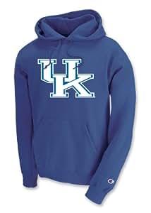 Champion NCAA Unisex Adult Kentucky Wildcats Powerblend Hood (Royal, XXLarge)