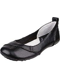 HUSH puppies 女式 janessa 芭蕾平底鞋