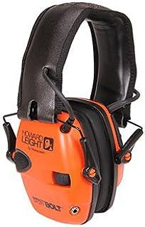 Howard Leight Impact 运动螺栓数字电子射击耳罩 橙色