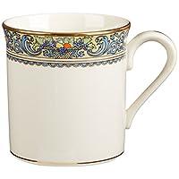 Lenox 秋季 金邊象牙瓷馬克杯