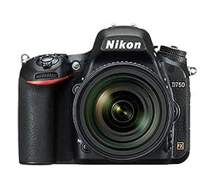 Nikon 尼康 D750 单反相机 AF-S 尼克尔 24-120mm f/4G ED VR镜头套机