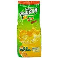 雀巢 果维C+甜橙味果珍粉1000g餐饮装冲饮速溶橙汁果汁粉