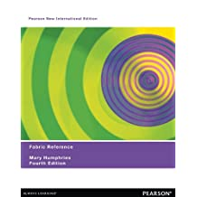 Fabric Reference: Pearson New International Edition (English Edition)