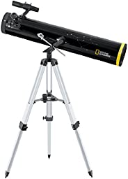 National Geographic Newtonian 望遠鏡 114/900 AZ 帶三腳架