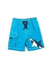 Hatley 男孩款板游泳短裤